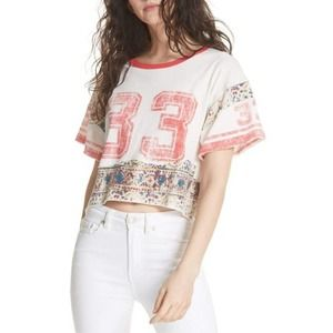 Free People Nicky T-Shirt Size Small